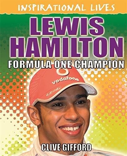9780750264815: Inspirational Lives: Lewis Hamilton