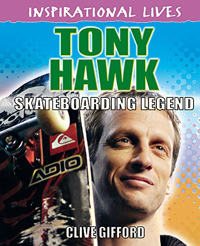 9780750264839: Tony Hawk: Skateboarding Legend