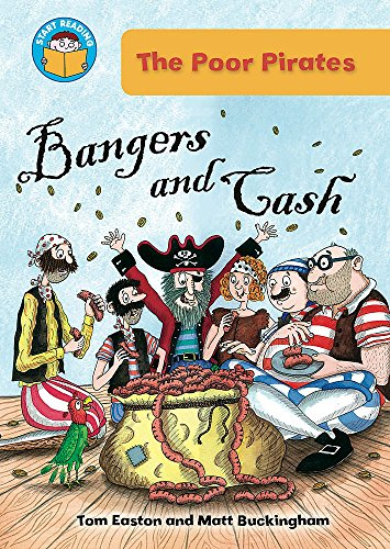 9780750264938: Bangers and Cash (Start Reading: The Poor Pirates)