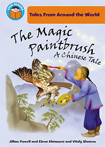 9780750265362: Magic Paintbrush (Tales from Around the World)