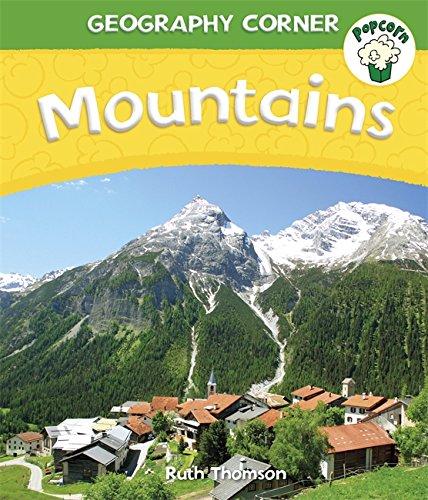 9780750265621: Popcorn: Geography Corner: Mountains