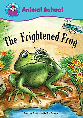 9780750266086: Frightened Frog