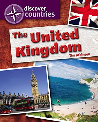 9780750267830: United Kingdom (Discover Countries (Wayland))