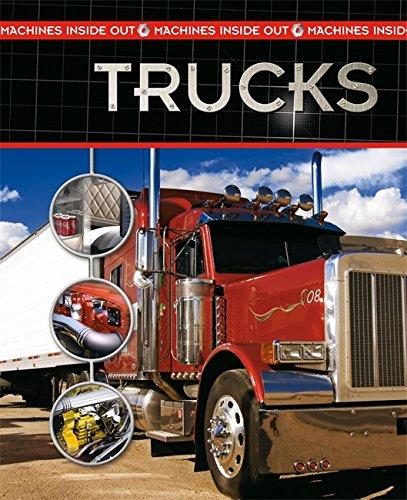 9780750268158: Trucks (Amazing Machines)