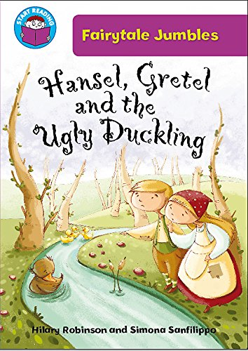 9780750268660: Hansel & Gretel and the Ugly Duckling (Fairytale Jumbles)