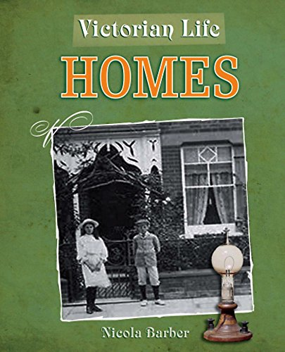 9780750268790: Homes. Nicola Barber (Victorian Life)