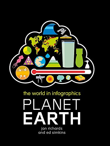 9780750269018: The World in Infographics. Planet Earth