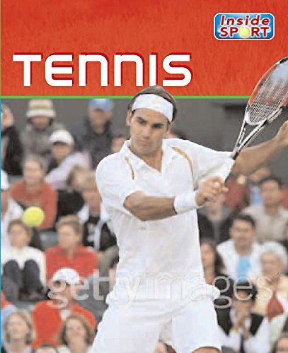 Tennis (Inside Sport) (0750269502) by Clive Gifford