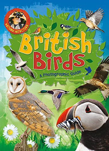 9780750269629: British Birds (Nature Detective)
