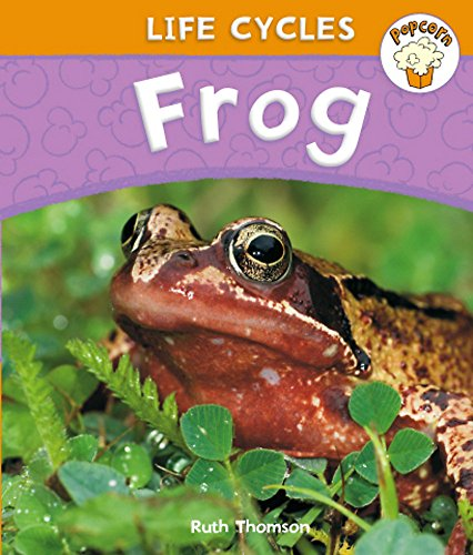 Frog (Popcorn: Life Cycles): Ruth Thomson