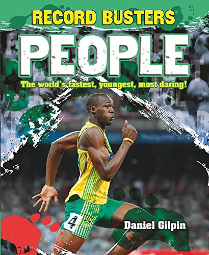 9780750272094: People (Record Busters)