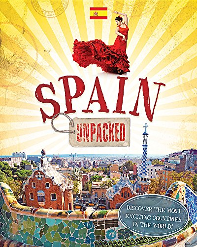 9780750277303: My Holiday In: Spain