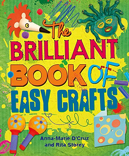 9780750277594: The Brilliant Book of: Easy Crafts