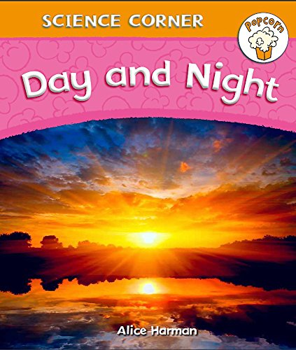 9780750277648: Day and Night (Popcorn: Science Corner)