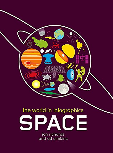 9780750278454: The World in Infographics: Space