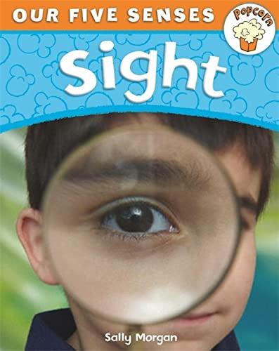 9780750278584: Sight (Popcorn: Our Five Senses)