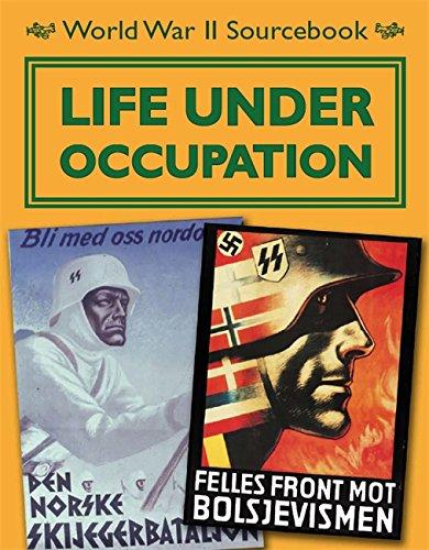 9780750280402: Life Under Occupation (World War II Sourcebook)