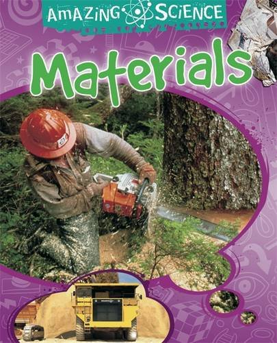 9780750280594: Materials (Amazing Science)