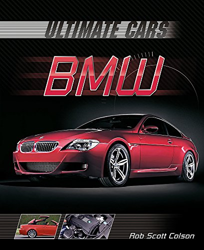 9780750281379: BMW (Ultimate Cars)