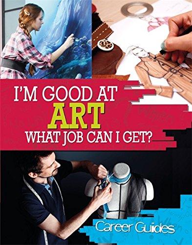 9780750281843: I'm Good At: Art What Job Can I Get?