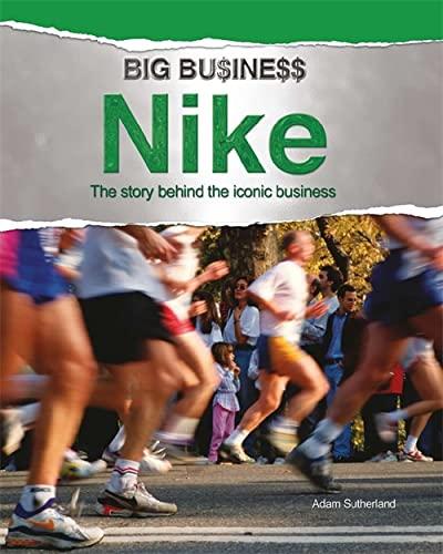 9780750282017: Nike (Big Business)