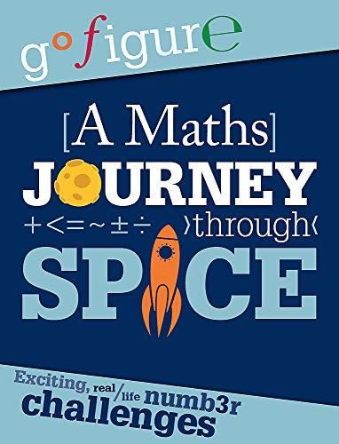 9780750282390: A Maths Journey Through Space (Go Figure)