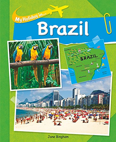9780750283021: Brazil (My Holiday In)