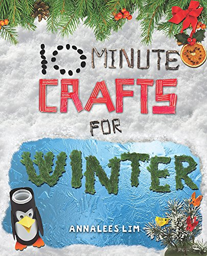 9780750283519: Winter (10 Minute Crafts)