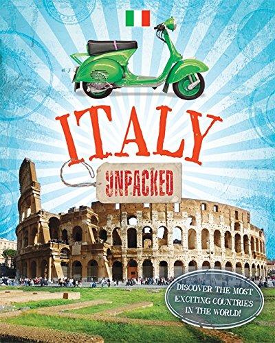 9780750284011: Unpacked: Italy