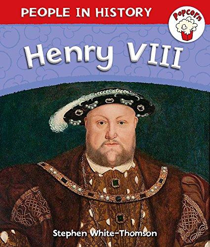 9780750284134: Popcorn People In History Henry Viii