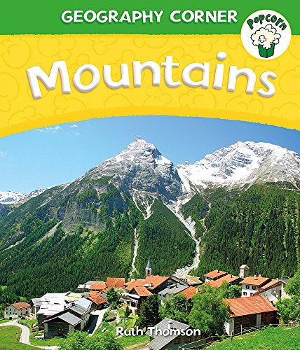 9780750284318: Popcorn: Geography Corner: Mountains