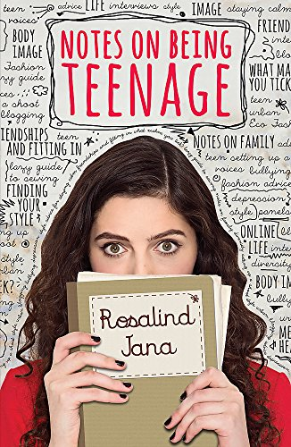 Notes on Being Teenage (Paperback): Jana Rosalind