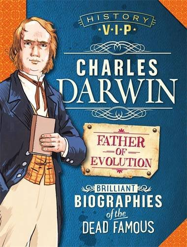 Charles Darwin (Hardcover): Kay Barnham