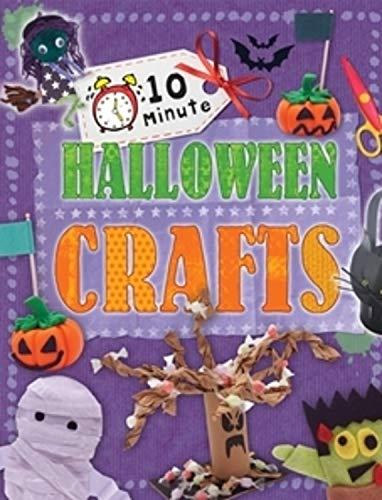 9780750289610: 10 Minute Crafts: Halloween