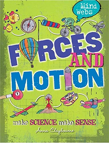 Forces and Motion (Paperback): Anna Claybourne