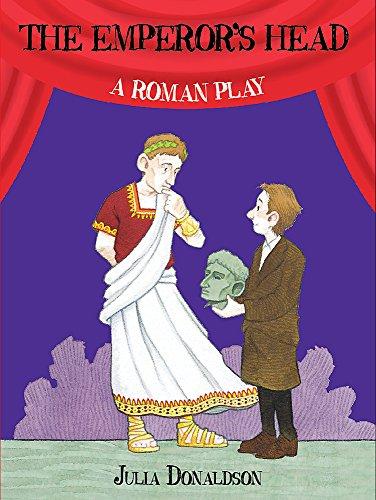 9780750290623: The Emperor's Head: A Roman Play (History Plays)
