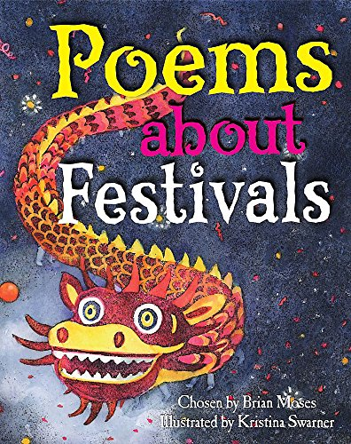 Poems About: Festivals (Paperback): Brian Moses