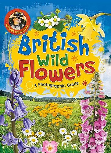 9780750292764: Nature Detective: British Wild Flowers