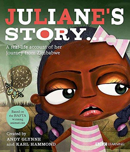 Juliane's Story - A Journey From Zimbabwe: Glynne, Andy
