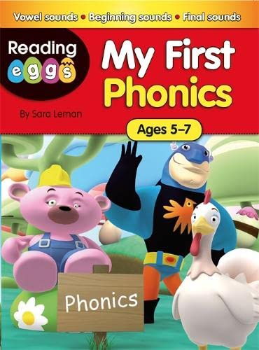 9780750294966: Reading Eggs: My First Phonics