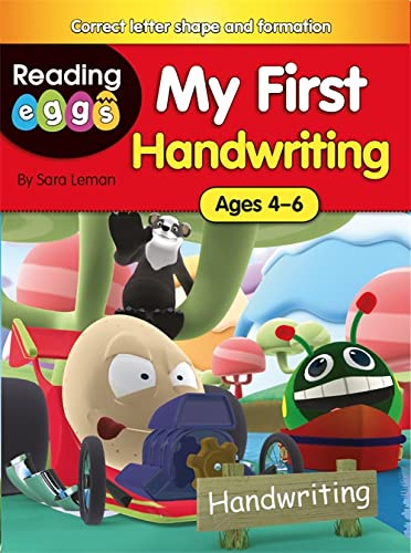 9780750294980: Reading Eggs: My First Handwriting