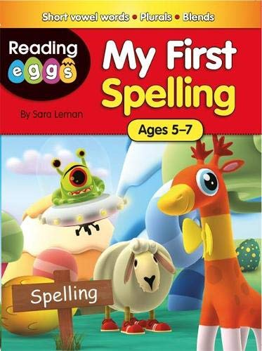 9780750294997: My First Spelling (Reading Eggs)