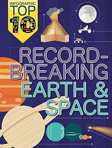 Record-Breaking Earth and Space (Infographic Top Ten) (Paperback)