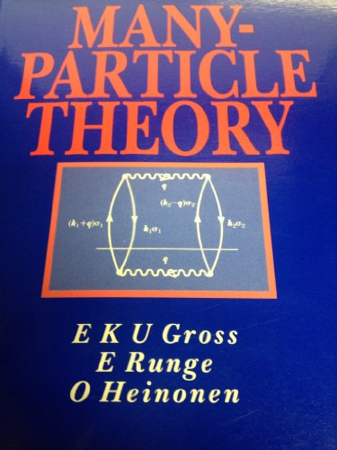 9780750300728: Many-Particle Theory,