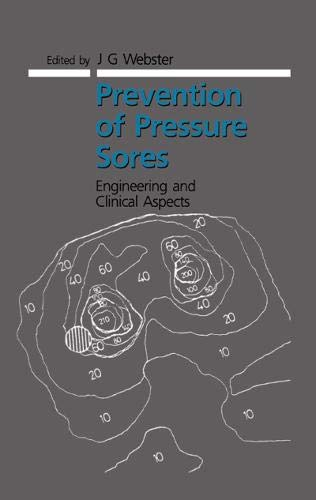 9780750300995: Prevention of Pressure Sores: Engineering and Clinical Aspects (Series in Medical Physics and Biomedical Engineering)