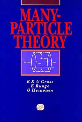 9780750301558: Many-Particle Theory,