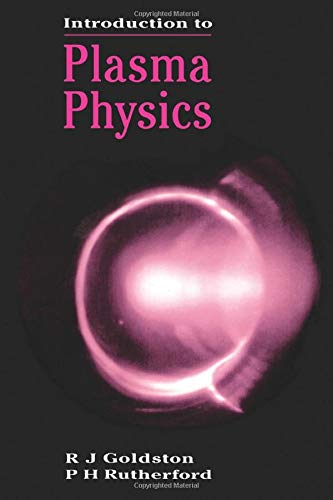 9780750301831: Introduction to Plasma Physics (Plasma Physics Series)