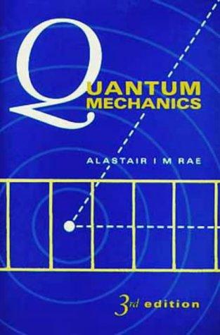 9780750302173: Quantum Mechanics,