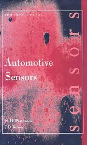 9780750302937: Automotive Sensors,