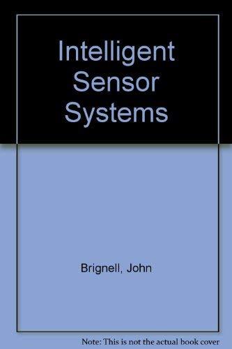9780750302975: Intelligent Sensor Systems,
